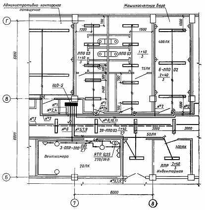 изображения на электрических схемах