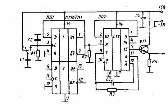 Элемент электрической принципиальной схемы гост.