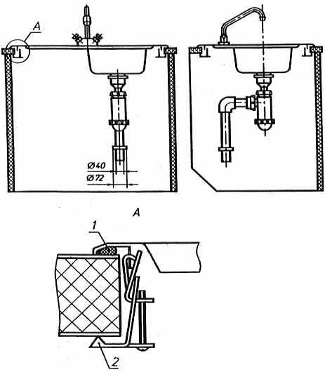 Схема установки многоэтажных колонн 9