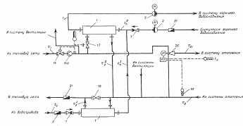 циркуляционный насос схема электрическая
